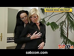 girl with glasses porn - hot horny pussy