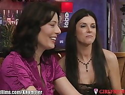 lesbians with small tits - girls getting fucked hard